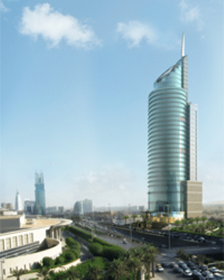Hilton Hotel Riyadh – Al Obeikan Tower