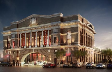 Fells Point Rec Pier Hotel - rendering