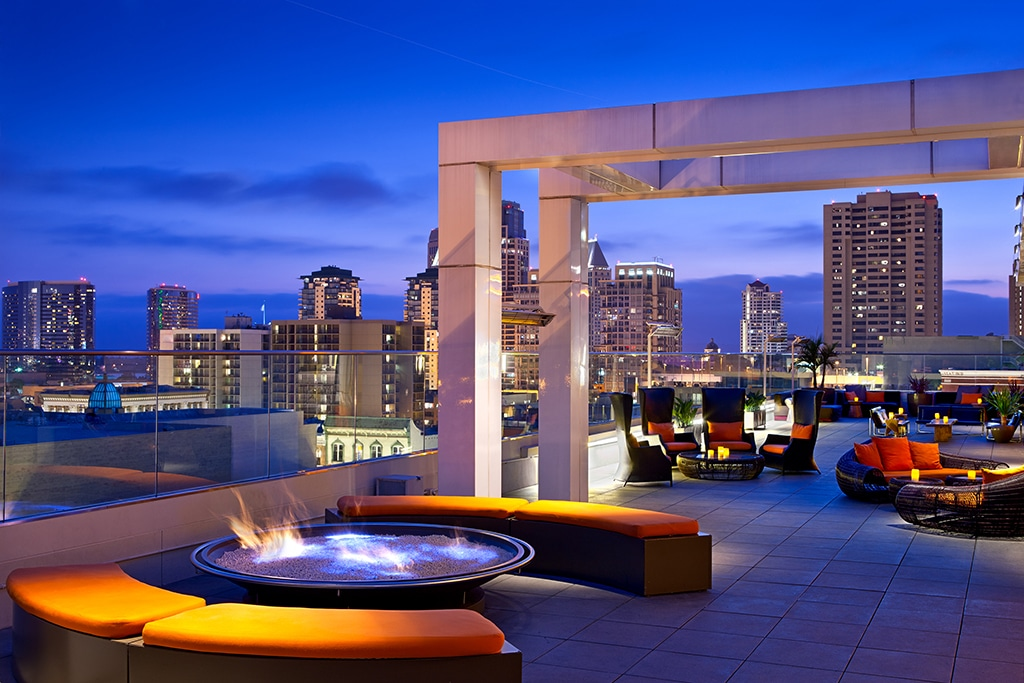 Trending Now …Roof Top Bars