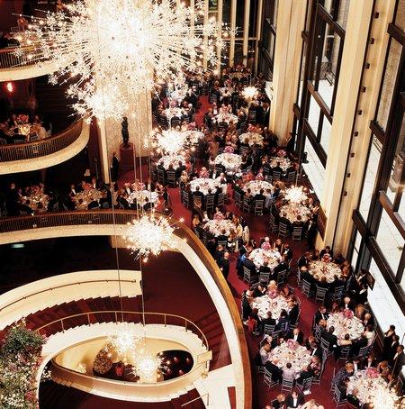 Metropolitan Opera | Grand Tier Restaurant