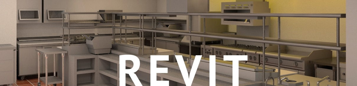 Cini-Little: Foodservice Consultants Revit and AutoCad
