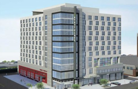 Hyatt Place - rendering