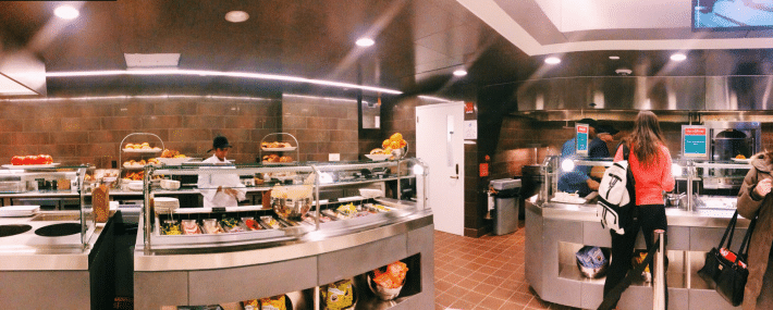Deli_Burger bar