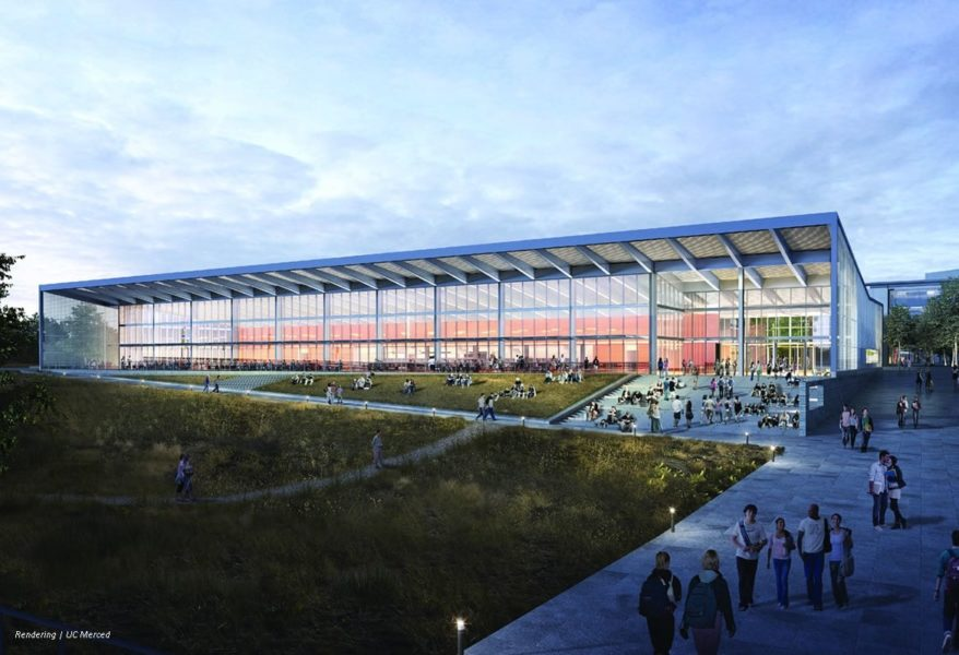 University of California Merced | 2020 Expansion – The Pavilion