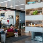 Airline Club Lounges - A Slice of Zen